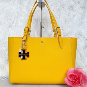 NEW Tory Burch Emerson Buckle Tote